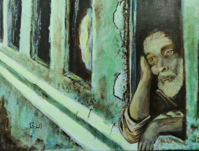 الأمل … نافذة الصابرين