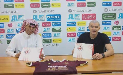 الفيصلي يمدد عقد لاعبه رافييل دا سيلفا