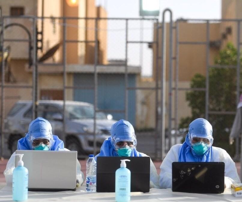 عربيا ً : الصحة تسجل( 5425)  إصابة جديدة بكورونا اليوم الاثنين  في عدة دول.