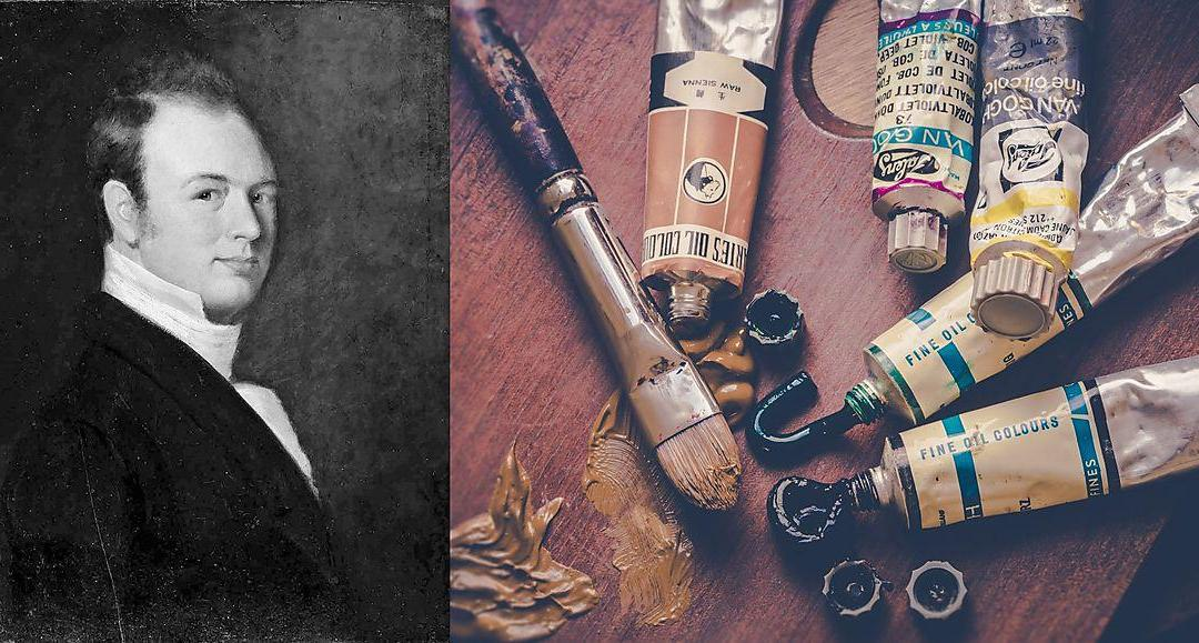 جون راند (مخترع أنبوب الطلاء).