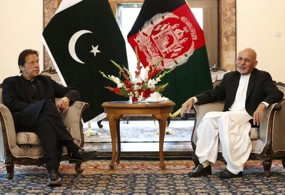 رئيس وزراء باكستان في زيارة إلى أفغانستان
