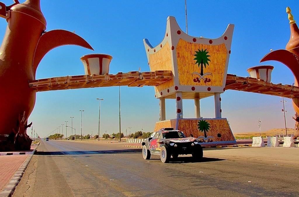 بوابة وادي الدواسر ومتاحفها وآثارها تستقطب متابعي رالي داكار السعودية 2021