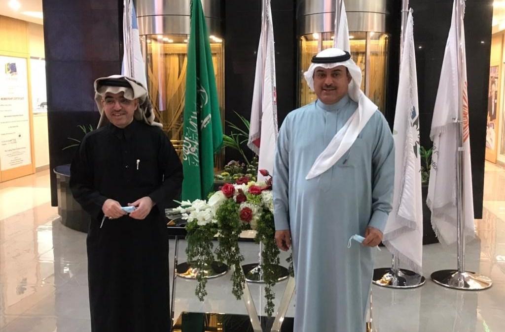 رئيس المنظمة العربية للسياحة يزور المعهد العالي النسائي للفندقة والضيافة في الرياض