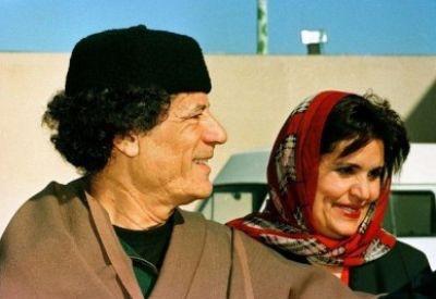 حقيقة وفاة أرملة القذافي صفية فركاش