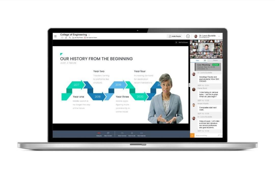 منصة Avaya Spaces تمنح ميزات جديدة لنموذج العمل التشاركي دعمًا لحقبة العمل الهجين