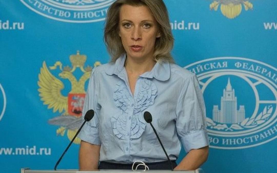 """روسيا تصف أمين عام الناتو """"بالكاذب"""""""