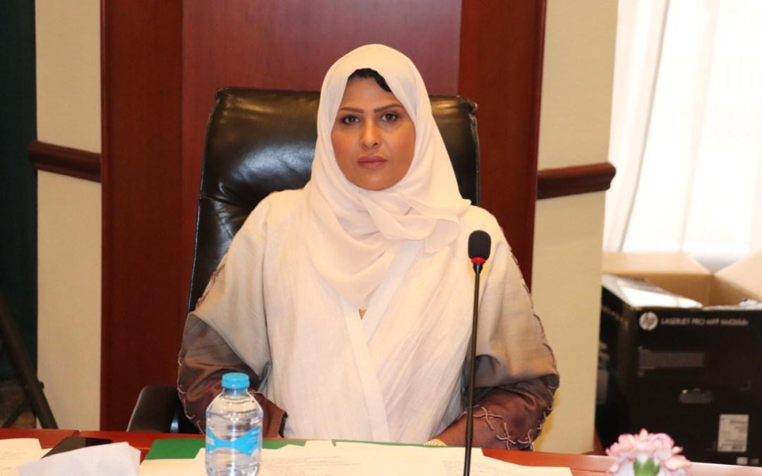 الدكتورة مستورة الشمري:البرلمان العربي يتبنى مبادرة لإنشاء منظمة عربية للصحة