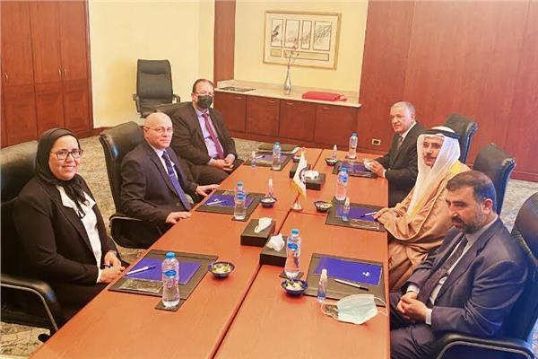 رئيس البرلمان العربي يشيد بجهود مملكة المغرب في دعم القضايا العربية والإقليمية