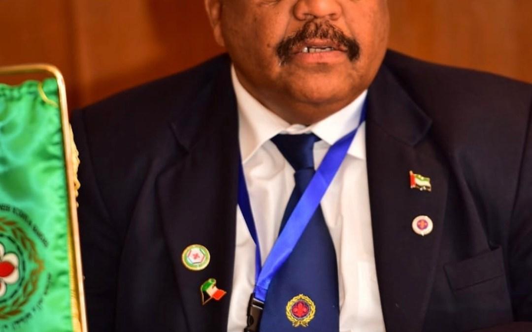 """اختيار أحمد ثاني الدوسري """"سفير دولي"""" لرواد الكشافة والمرشدات"""