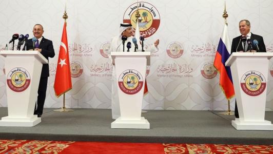 قطر: المنصة التشاورية الثلاثية حول سوريا لا تحد من دور إيران