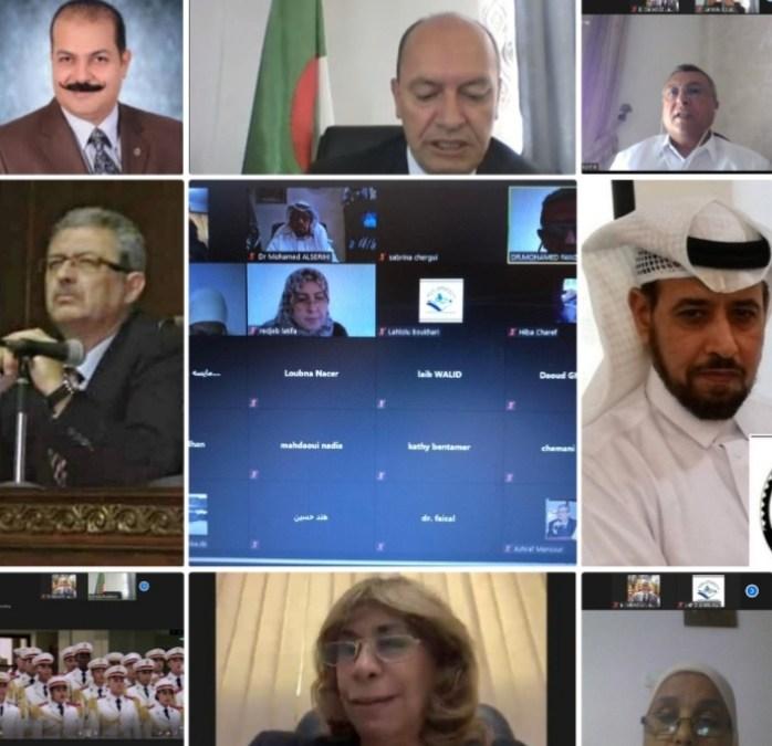 الإتحاد العربي للتنمية المستدامة والبيئة يشارك في ملتقي علمي دولي بالجزائر