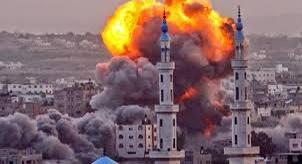 مقتل 35 في غزة و5 في إسرائيل مع تصاعد العنف