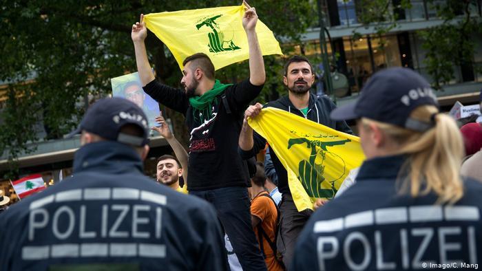 الداخلية الألمانية تحظر ثلاث جمعيات جمعت تبرعات لحزب الله