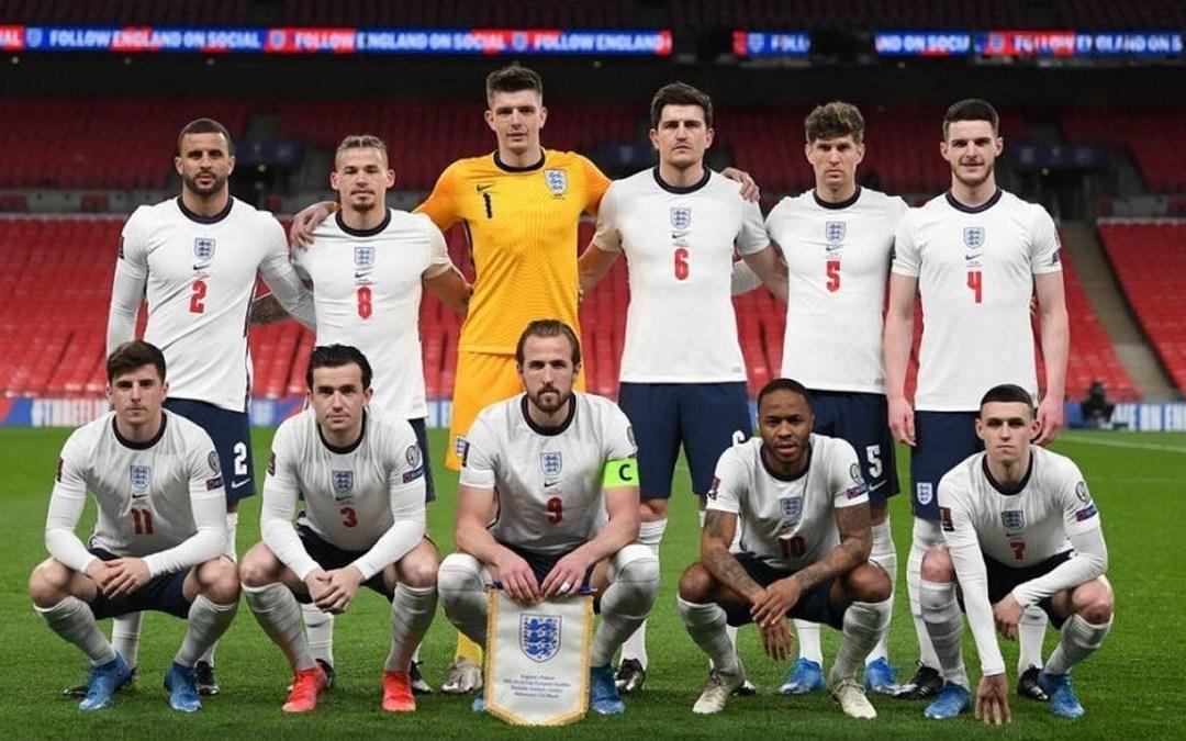 رقم قياسي جديد لإنجلترا في مباراتها مع الدنمارك لم يتحقق منذ العام 1980