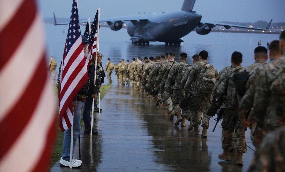 صحيفة أمريكية ترصد عواقب الانسحاب الأمريكي من أفغانستان