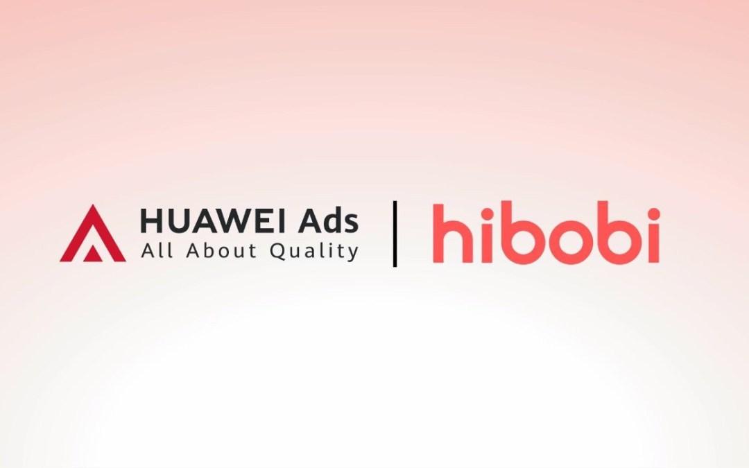"""تطبيق """"هاي بيبي"""" (Hibobi) يواصل تحقيق المزيد من النجاح بدعم من """"إعلانات هواوي"""" (HUAWEI Ads)"""