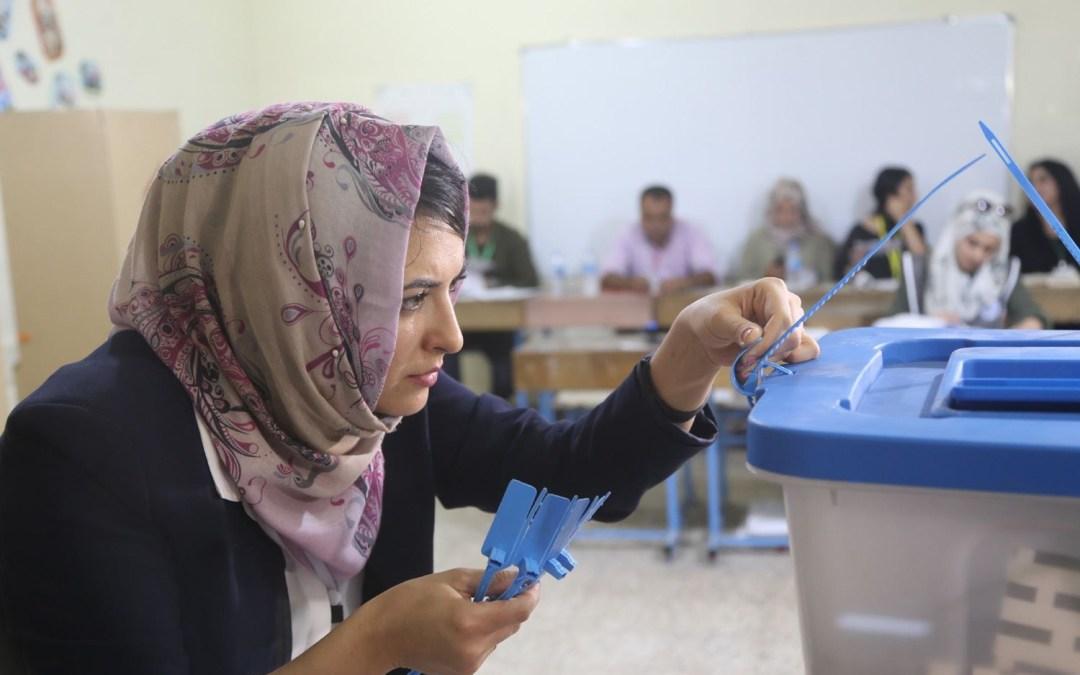 الخارجيَّة العراقية تدعو الجامعة العربية إلى إرسال مُراقبين لدعم العملية الانتخابية