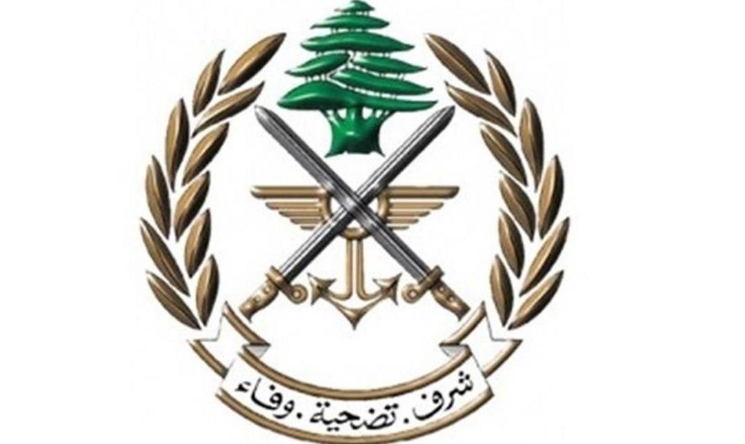 الجيش اللبناني: إحالة 4 متهمين للقضاء لتورطهم في قضية ضبط شاحنة نيترات الأمونيوم