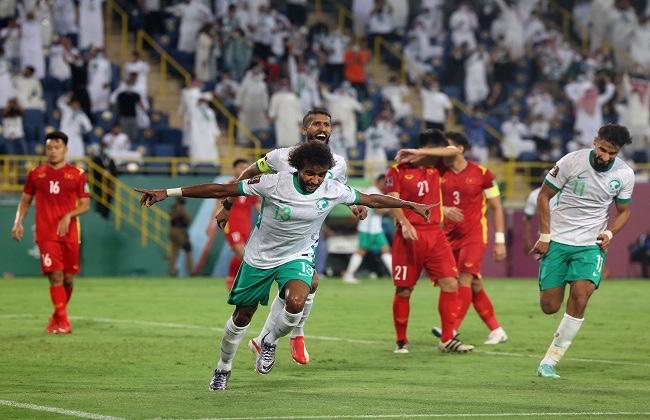 المنتخب السعودي يقلب الطاولة على فيتنام في تصفيات آسيا للمونديال