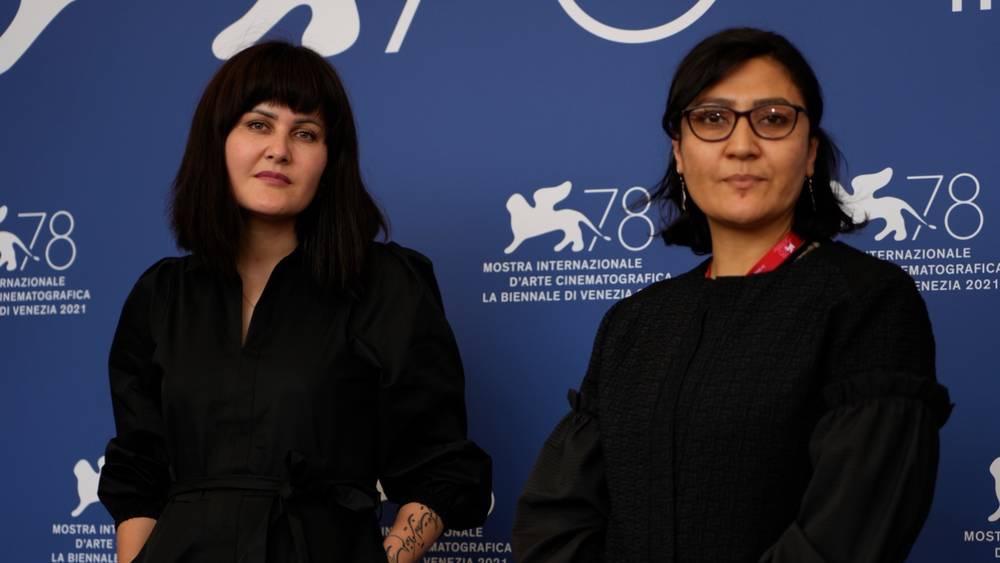 مخرجتان أفغانيتان تطلقان نداء استغاثة من مهرجان البندقية