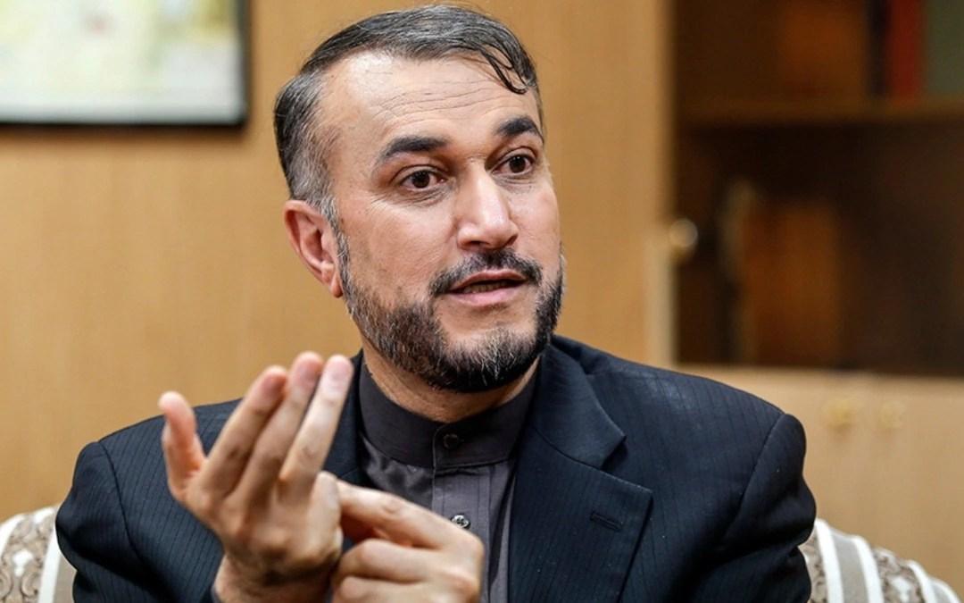 طهران تدعو واشنطن لتحرير أرصدة مجمّدة لإظهار نواياها بشأن المباحثات النووية