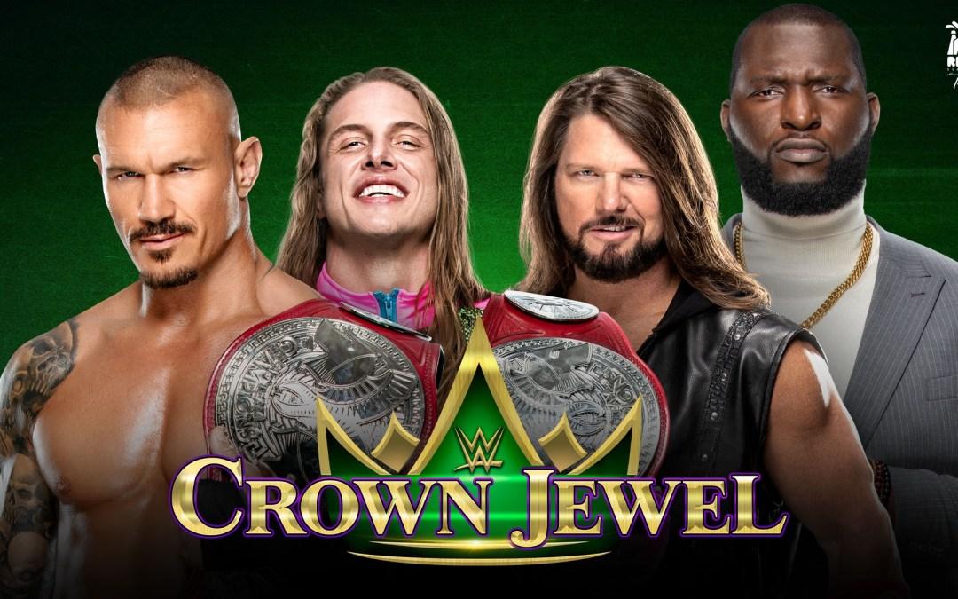 مواجهة حاسمة على لقب WWE في #موسم_الرياض