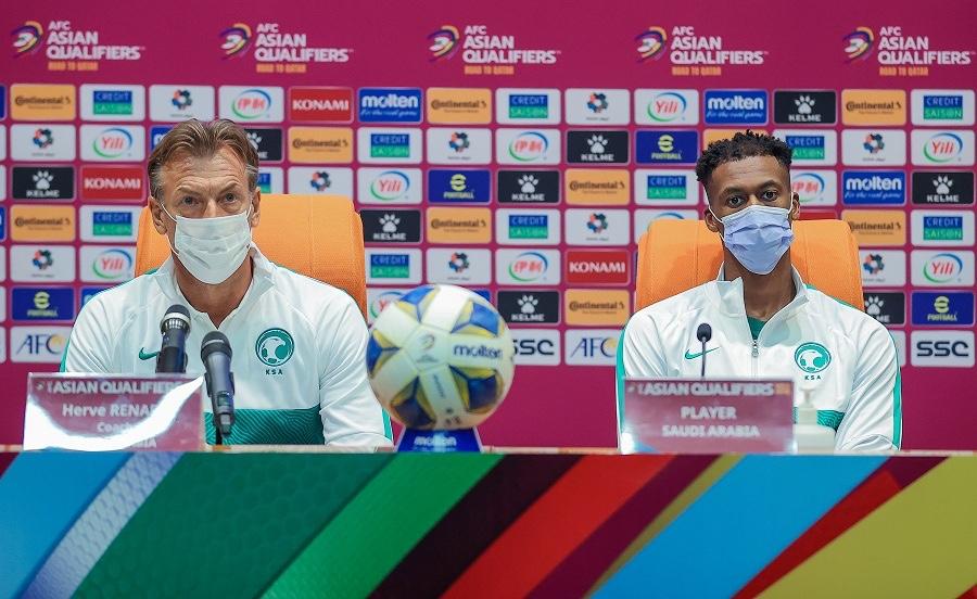 رينارد: أمام المنتخب السعودي مباراة هامة ونتطلع لدعم الجماهير الغفيرة لتجاوز اليابان