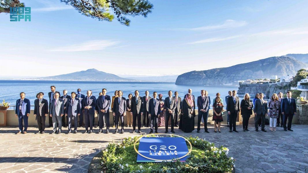 وزير التجارة يرأس وفد المملكة المشارك في اجتماع وزراء التجارة والاستثمار لدول مجموعة العشرين في إيطاليا