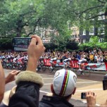 When le Tour came to London