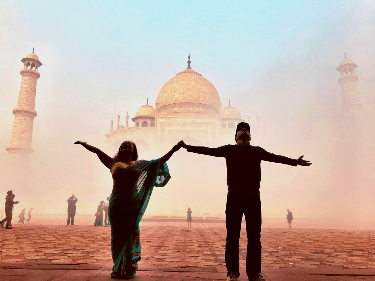 Getting Great Photos On Your Taj Mahal Visit