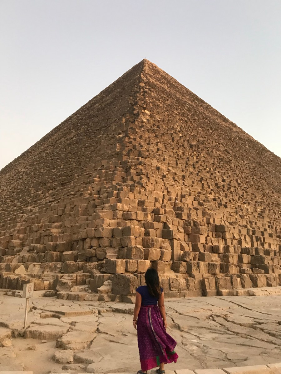 How To Survive the Great Pyramids of Giza