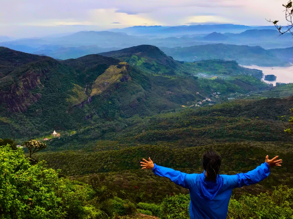 Simple Guide to Climb Adam's Peak Sri Lanka