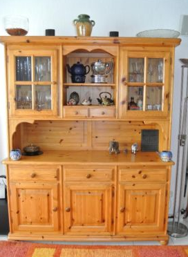 Kitchen Buffet Cupboard 1