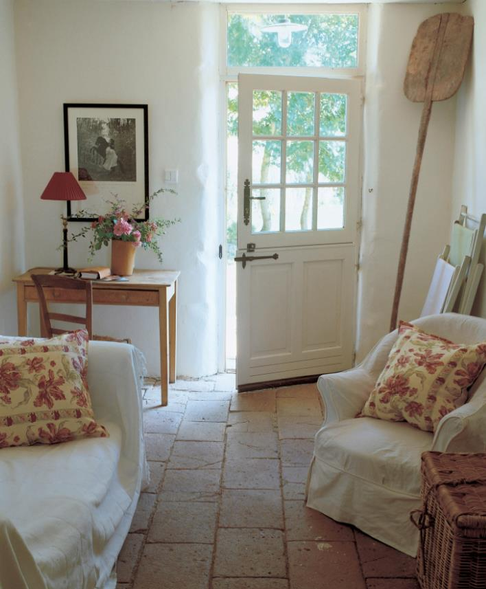 Summers In France By Kathryn M Ireland  Shabby Chic Mania by Grazia Maiolino