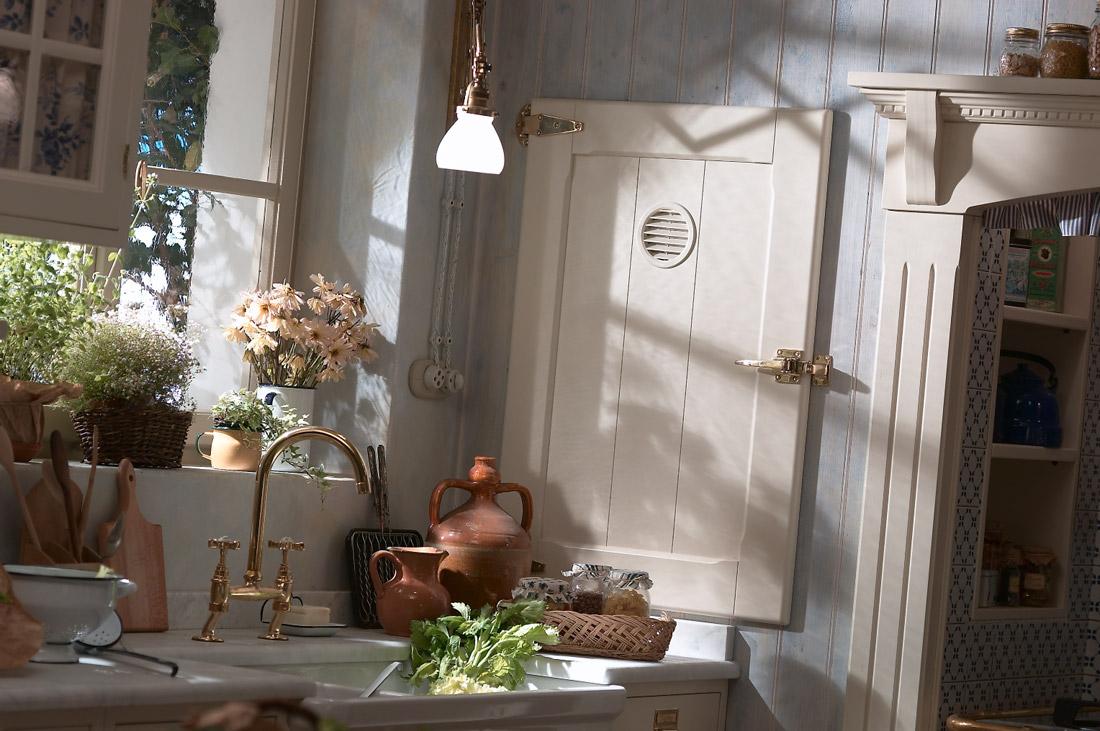 Old England by Marchi Cucine lautentica cucina inglese  Shabby Chic Mania by Grazia Maiolino