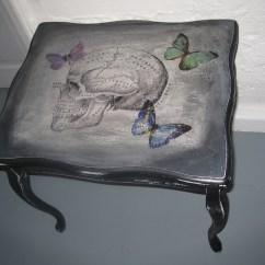 Black Skull Chair Covers Gumtree Brisbane Salvage Coffee Table  Shabby Chiffonier