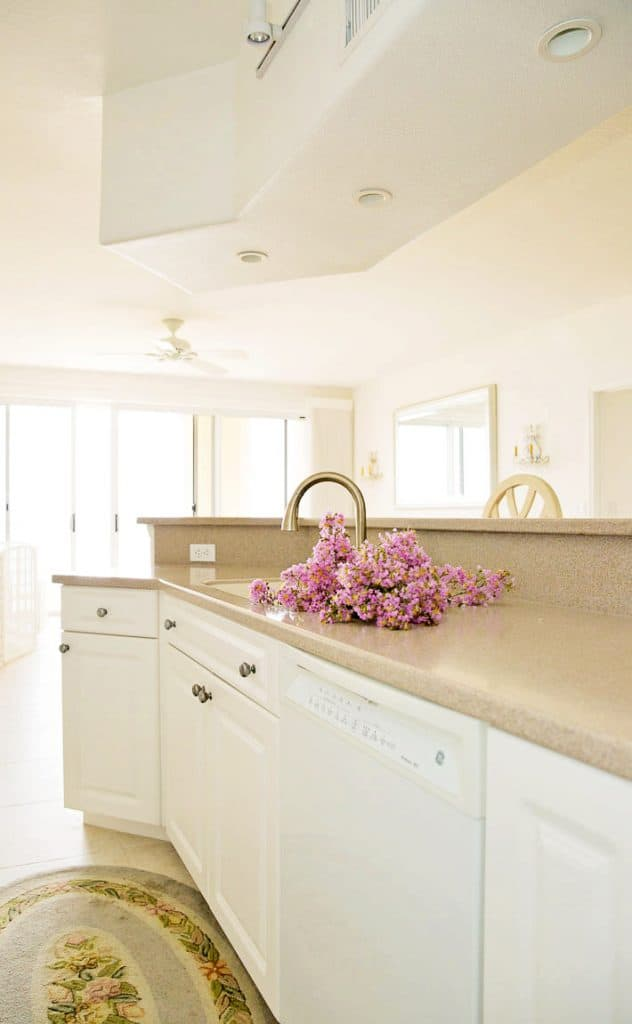 beach house kitchen backsplash ideas red aid mixer 20 budget friendly shabbyfufu com