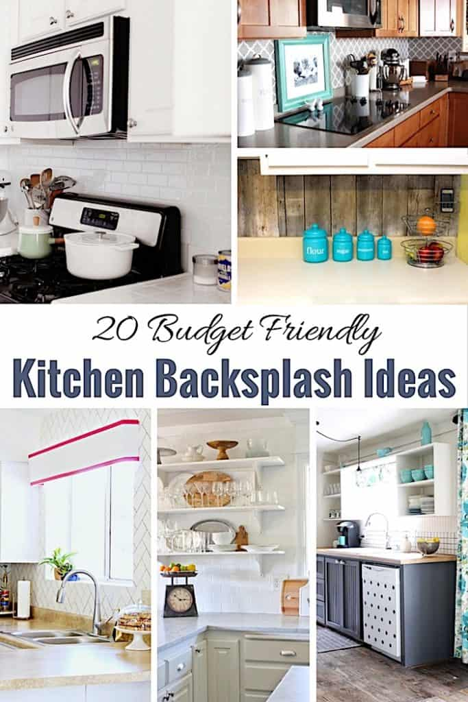 backsplashes kitchen granite slab for 20 budget friendly backsplash ideas shabbyfufu com diy tutorials