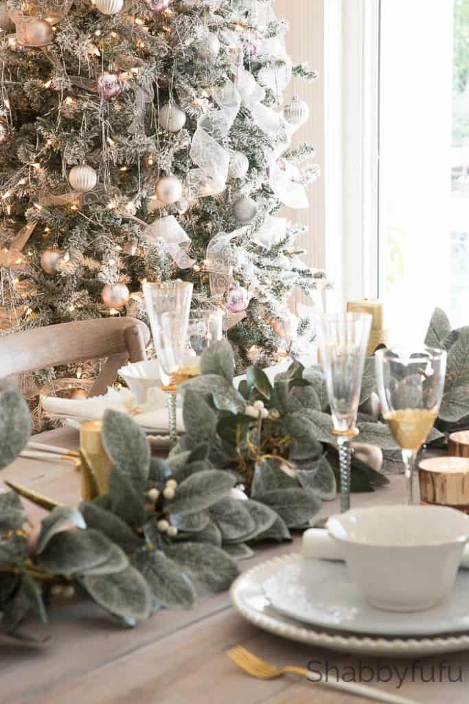 Elegant Stylish Christmas Decorating Ideas Shabbyfufu Com