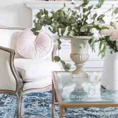 French Country Style Living Room Decorating Ideas Broyhill End Tables Step By - Spring ...