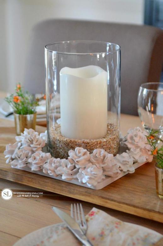 Plaster Dipped Flower Centerpiece_zpsokwqfxyi