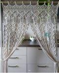 Tante creazioni per la casa Shabby con il macramè