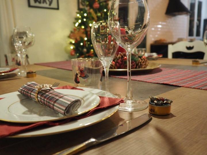 Ma table de Noël 2018