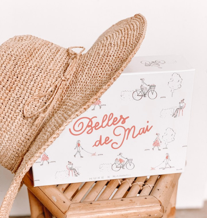 My Little Box & Nuxe : Belles de mai 2019