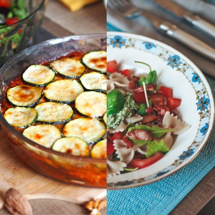 Deux recettes faciles avec mon panier Quitoque