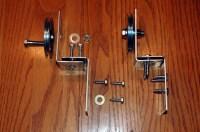 DIY Barn Door Hardware | ShabbyLisaW
