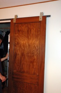 DIY Barn Door Hardware | ShabbyLisaW