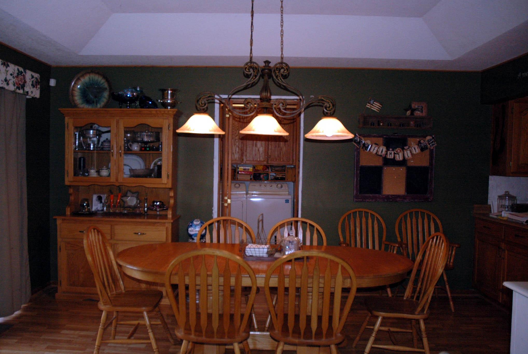 Dining Room Redo  complete  ShabbyLisaW