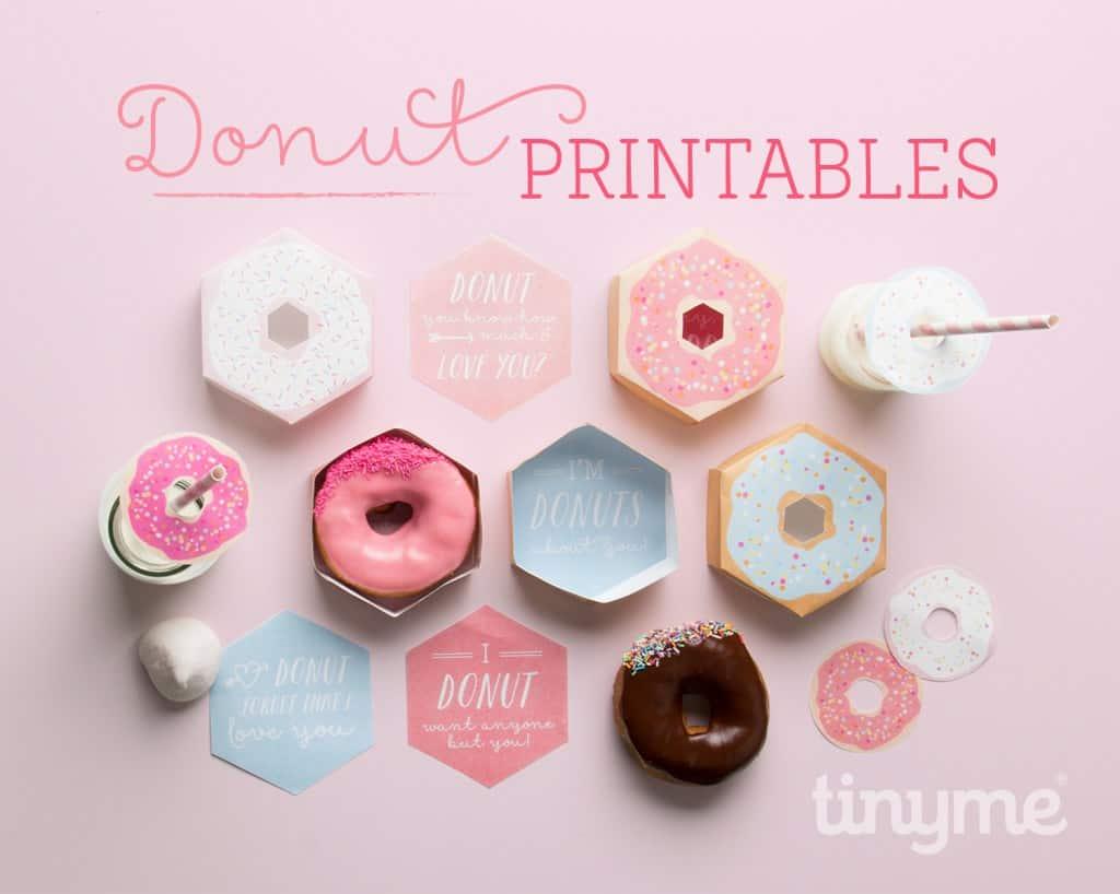 Donuts prinables