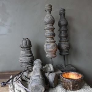 Ornamenten, kandelaars/kaarsen en sfeerlicht